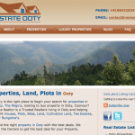 Real Estate Ooty SEO Case Study by Web Marketing Academy Bangalore