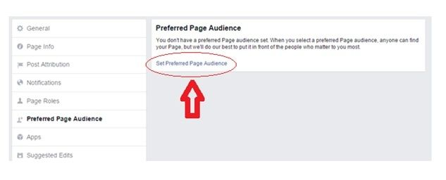 reach relevant audience in facebook
